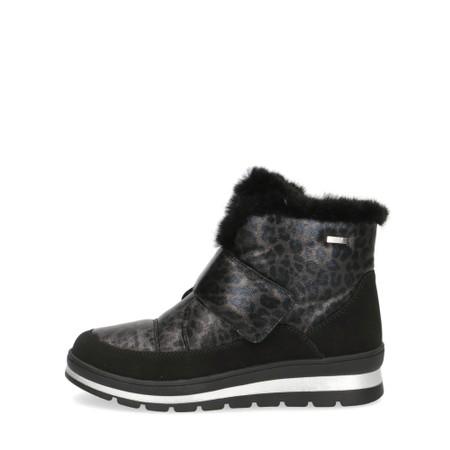Caprice Footwear Greta All Weather Nordic Boot - Black