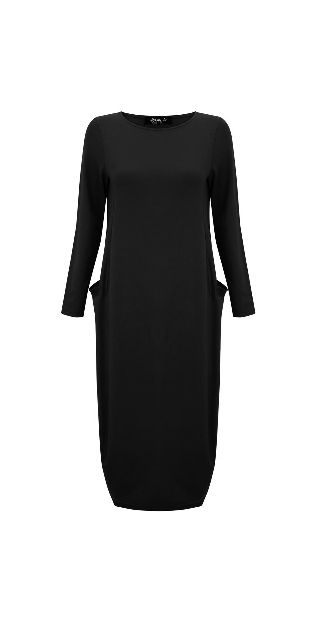 Tartufo Tefes Efeso Medium Jersey Dress main image