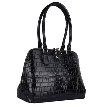 Ashwood Montpelier Leather Bag - Black