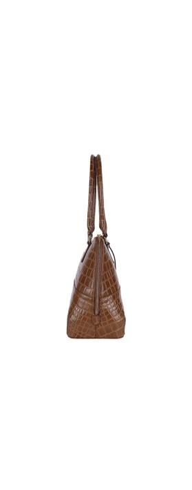 Ashwood Montpelier Leather Bag Tan