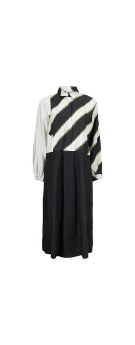 Masai Clothing Nugana Dress Capulet Olive