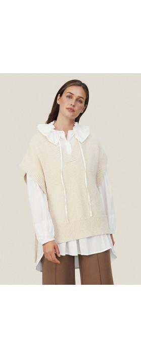 Masai Clothing Franka Top Whitecap