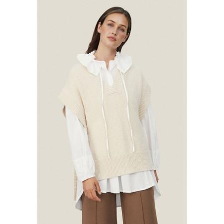 Masai Clothing Franka Top - Off-White