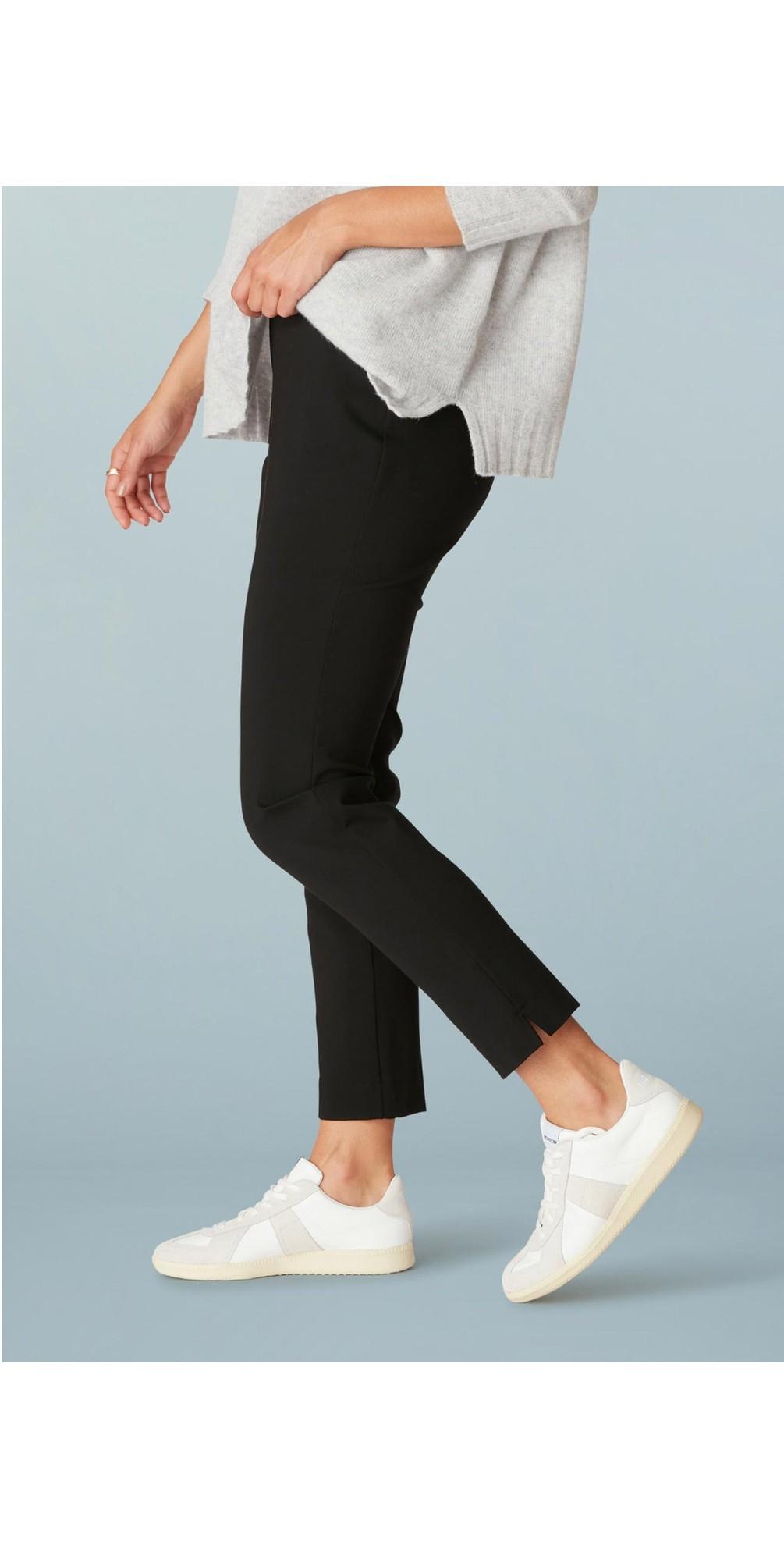 Ponte Slim Leg Trouser main image