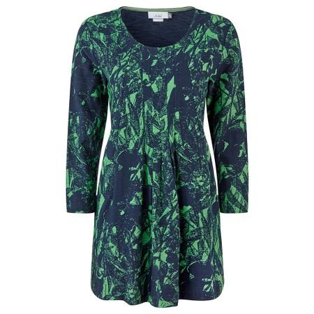 Adini Clara Jungle Print Tunic  - Blue