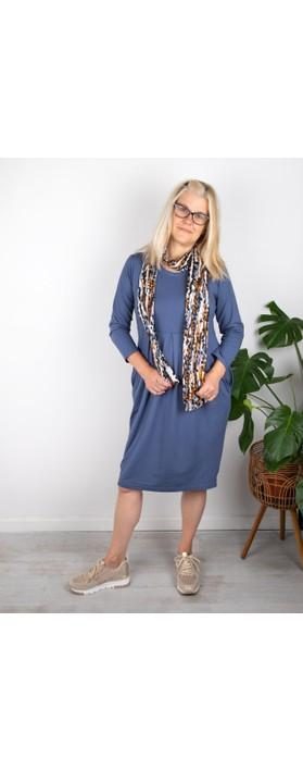 Masai Clothing Noma Plain Dress Vintage