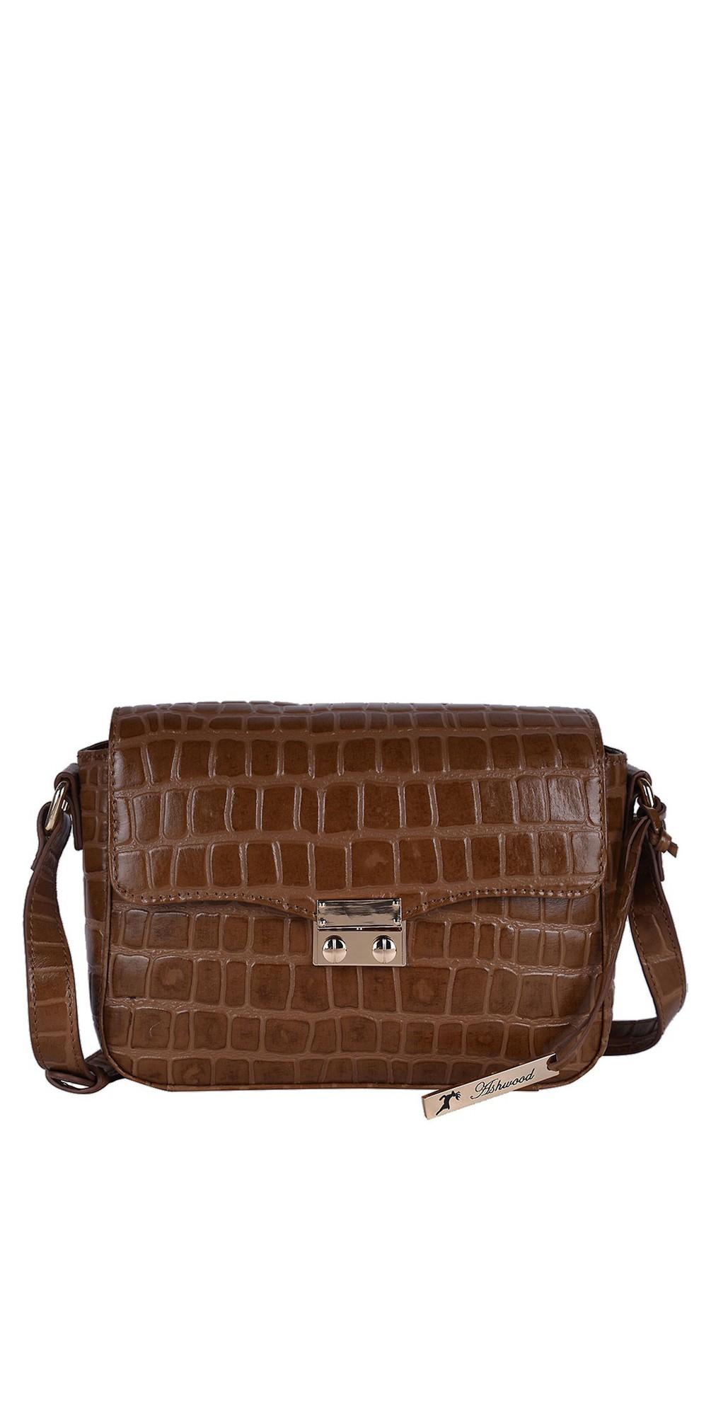 Lansdowne Cross Body Leather Bag main image