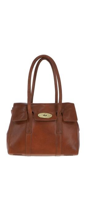 Ashwood Ledbury Leather Bag  Cognac