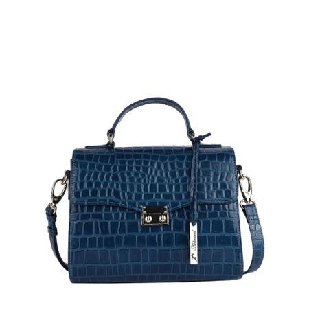 Ashwood Charlton Leather Handbag - Green