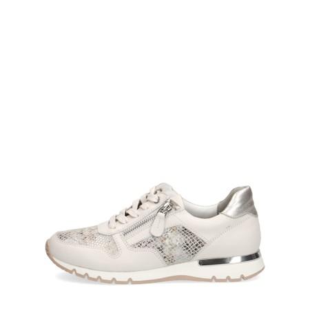 Caprice Footwear Comfort Trainer  - White