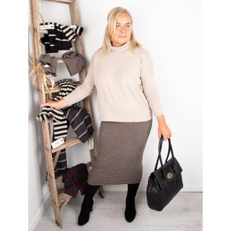 Ashwood Ledbury Leather Bag  - Black