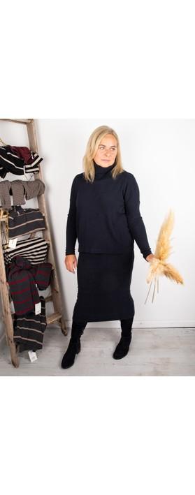 Mama B Lilla M U Plain Fleece Skirt Blu