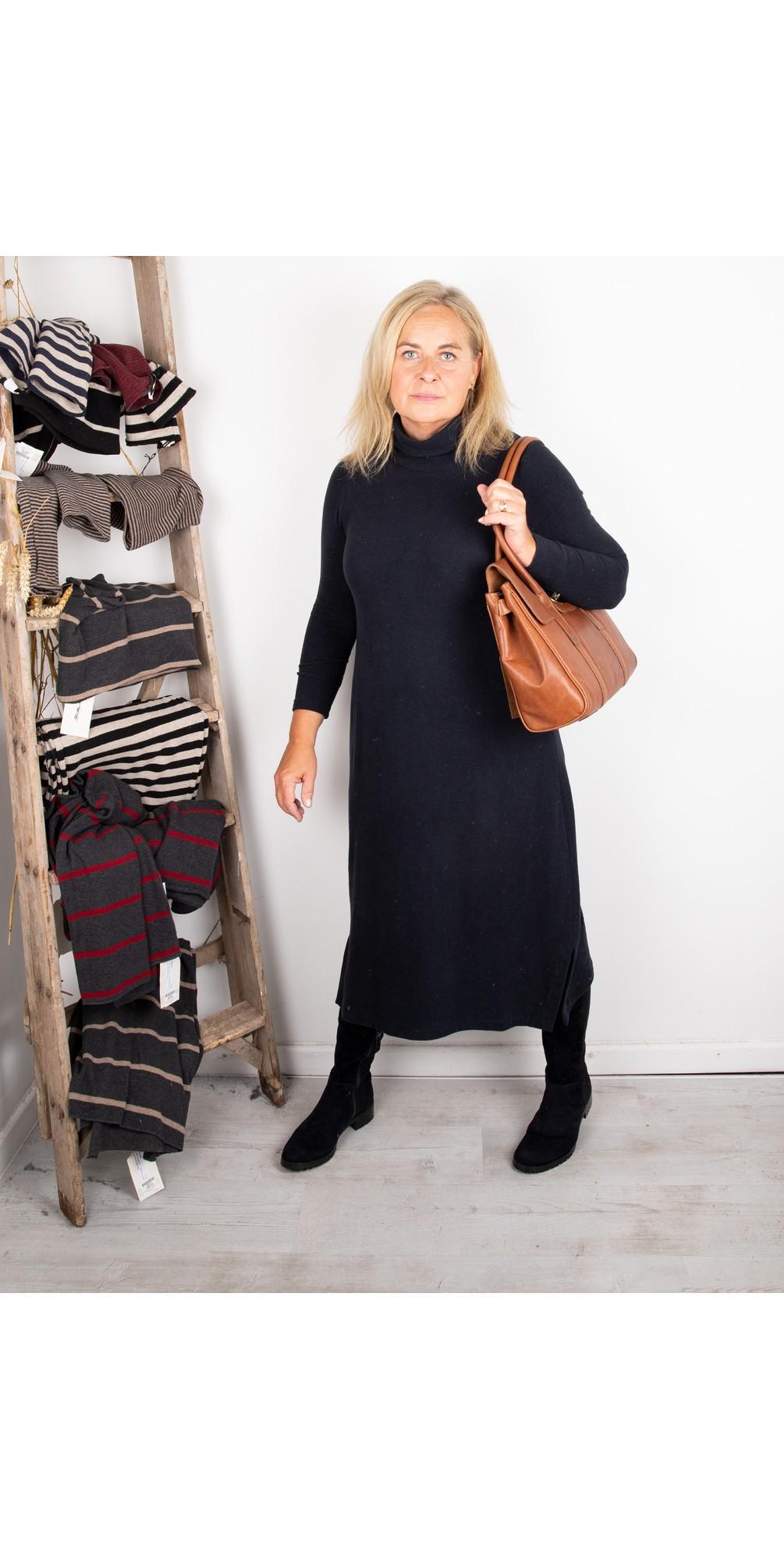 Tiramisu U Plain Fleece Dress main image