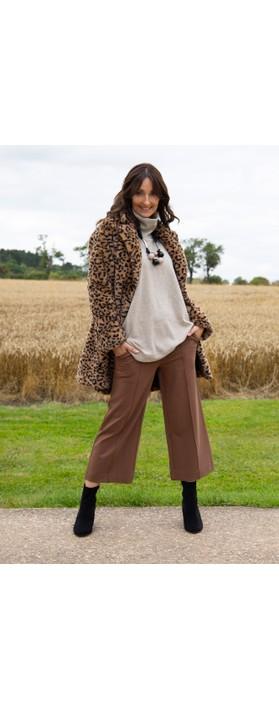 Masai Clothing Piana Jersey Culotte  Monks Robe