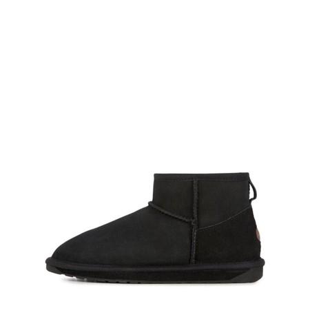 EMU Australia Stinger Micro Sheepskin Ankle Boot - Black