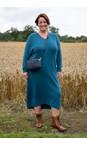 Tamaris Cognac Suzan Lace Up Ankle Boot