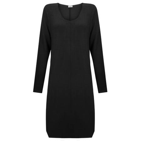 Thing Zoe A Shape Dress - Black