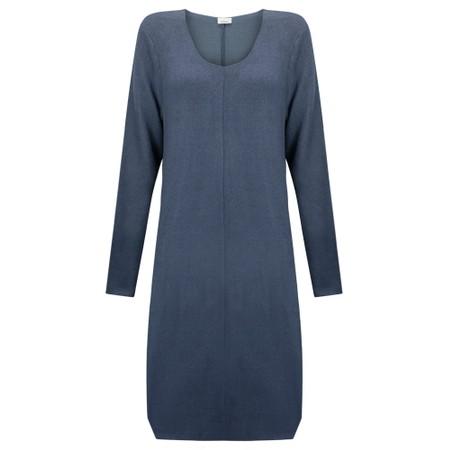 Thing Zoe A Shape Dress - Blue