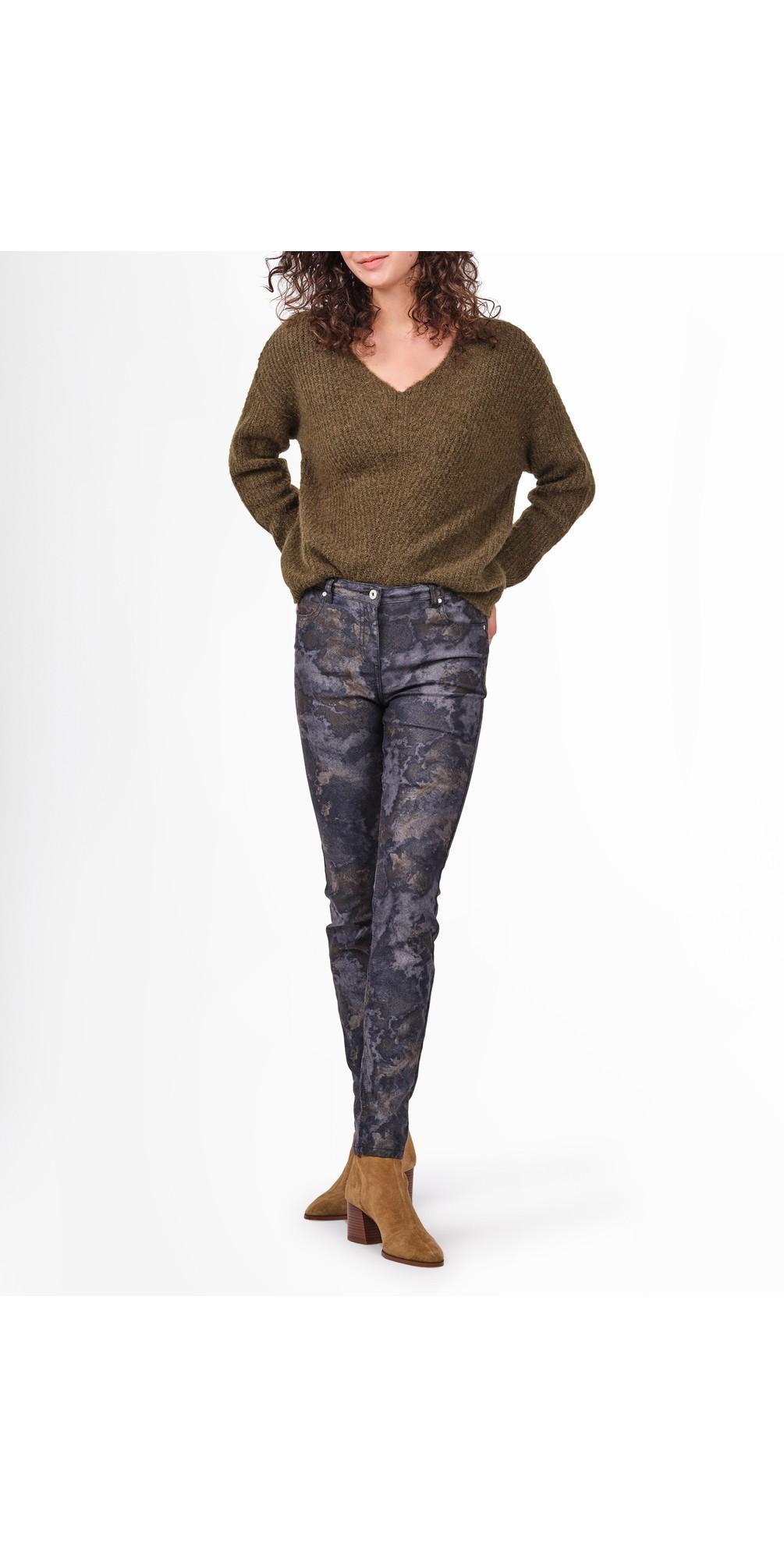 Oversized wool-blend Jumper main image