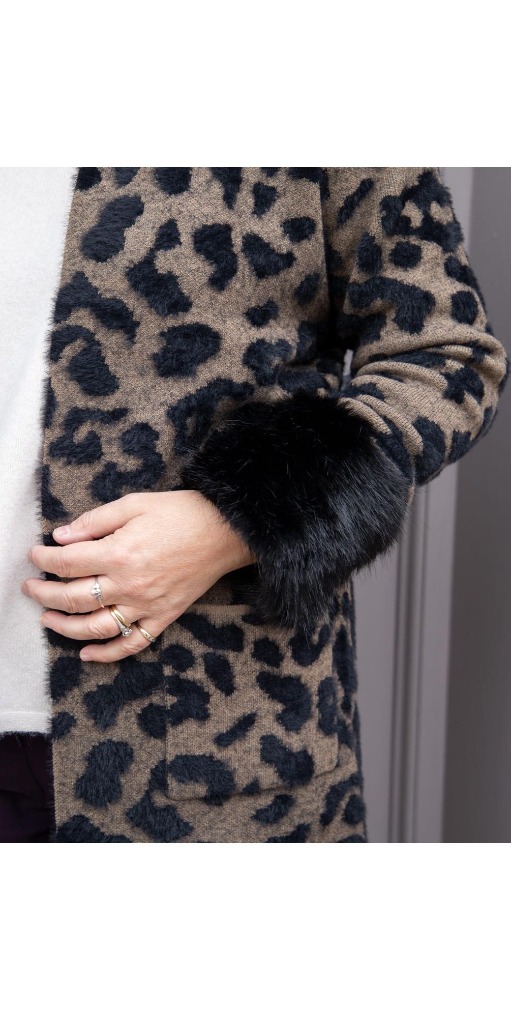Faux Fur Wrist Warmer main image