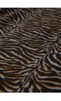 Sandwich Clothing Black  Animal Print Long Sleeved Top