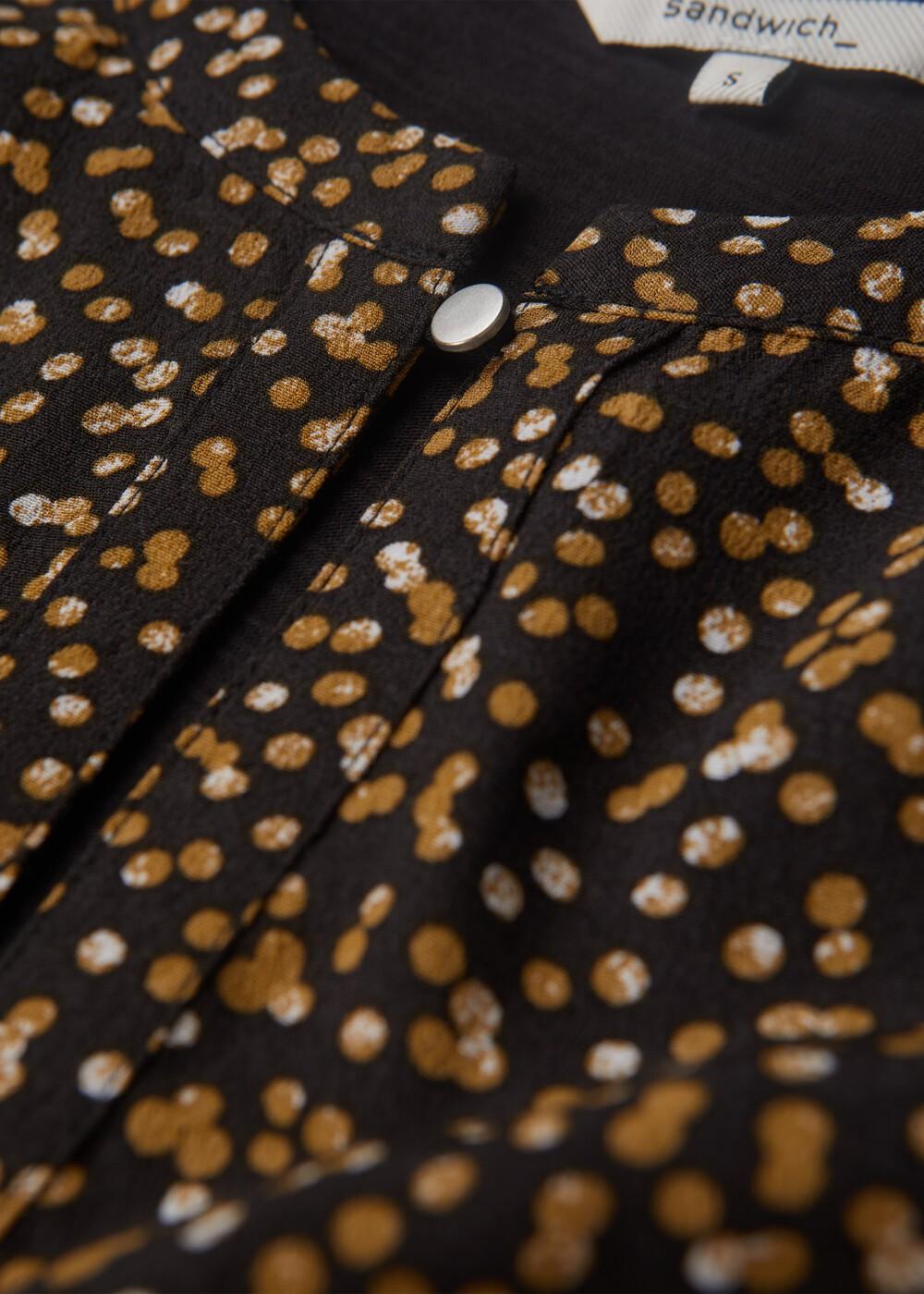 Arty Dots Long Sleeve Top main image