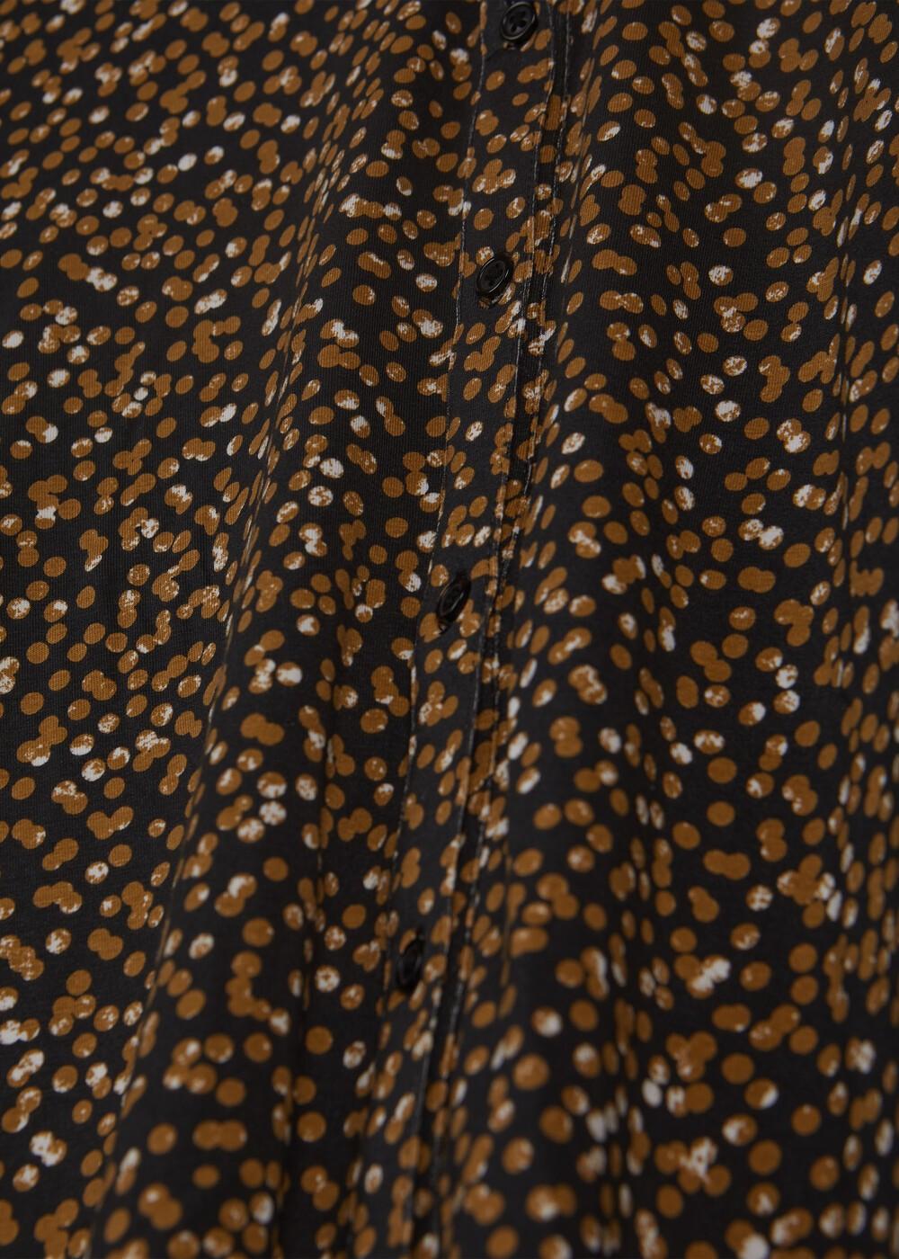 Arty Dots Printed Jersey Shirt main image