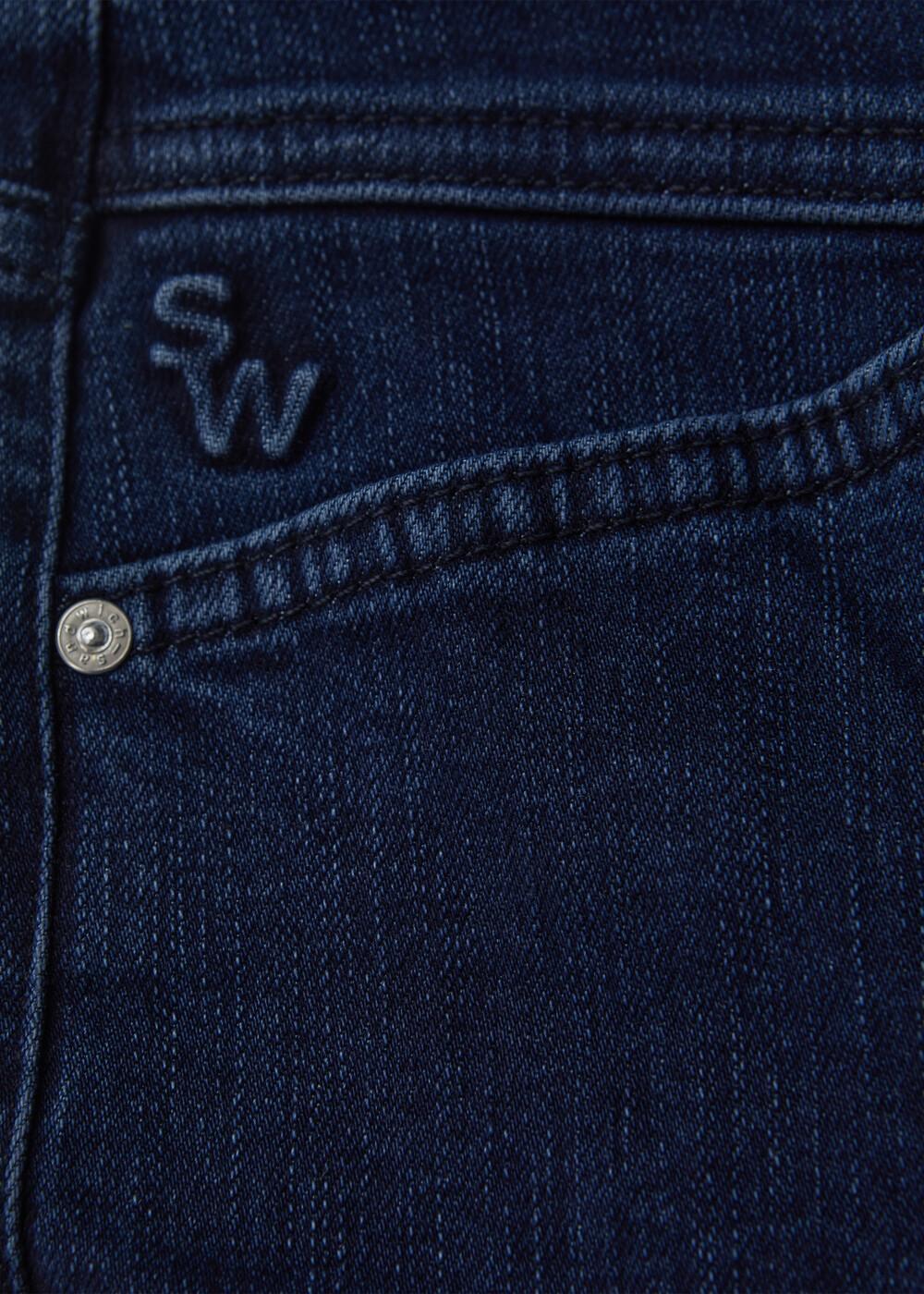 Slim Fit Dark Denim Jean  main image