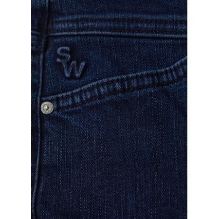 Sandwich Clothing Slim Fit Dark Denim Jean  - Blue