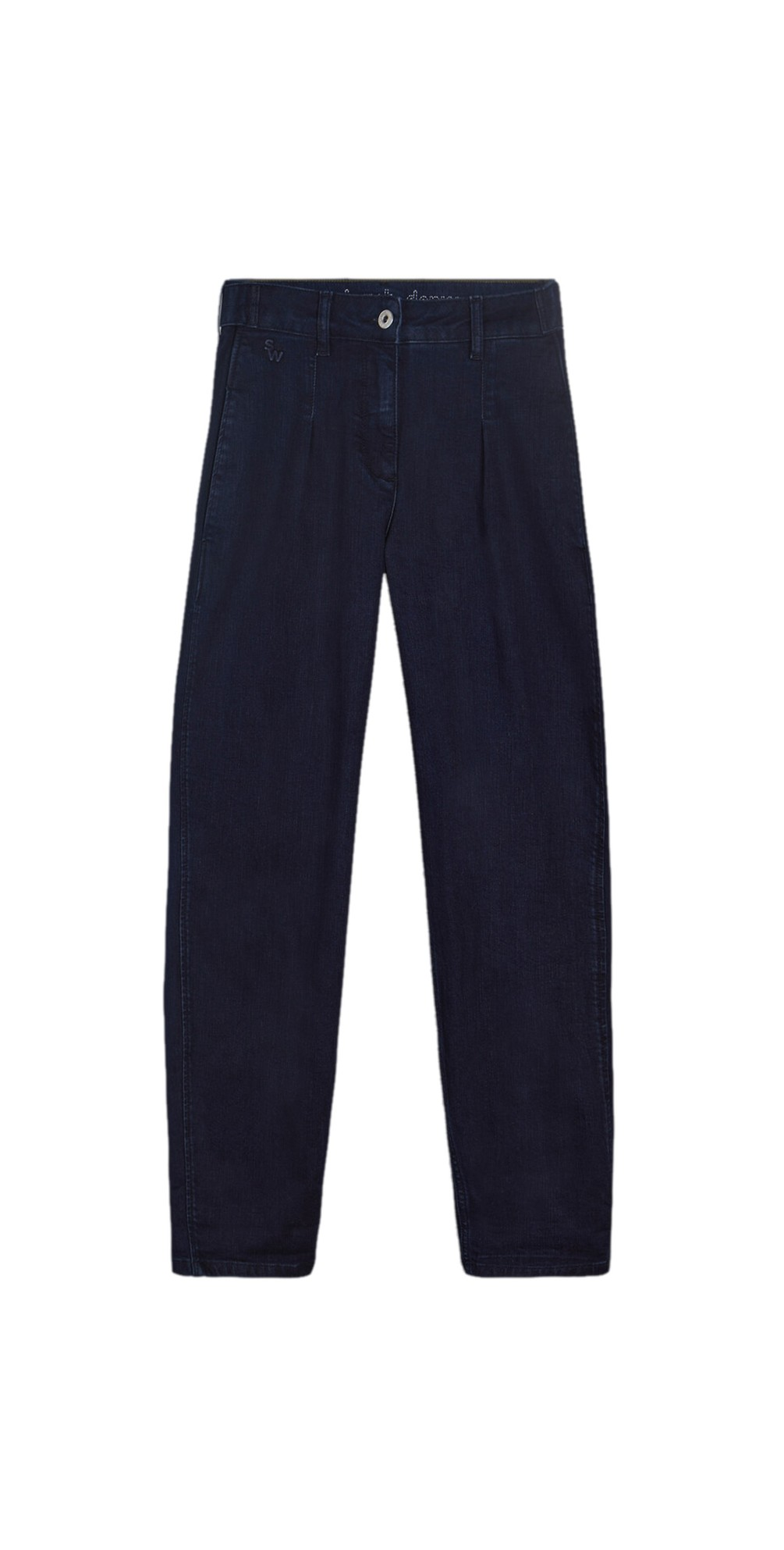 Relaxed Denim Jeans  main image
