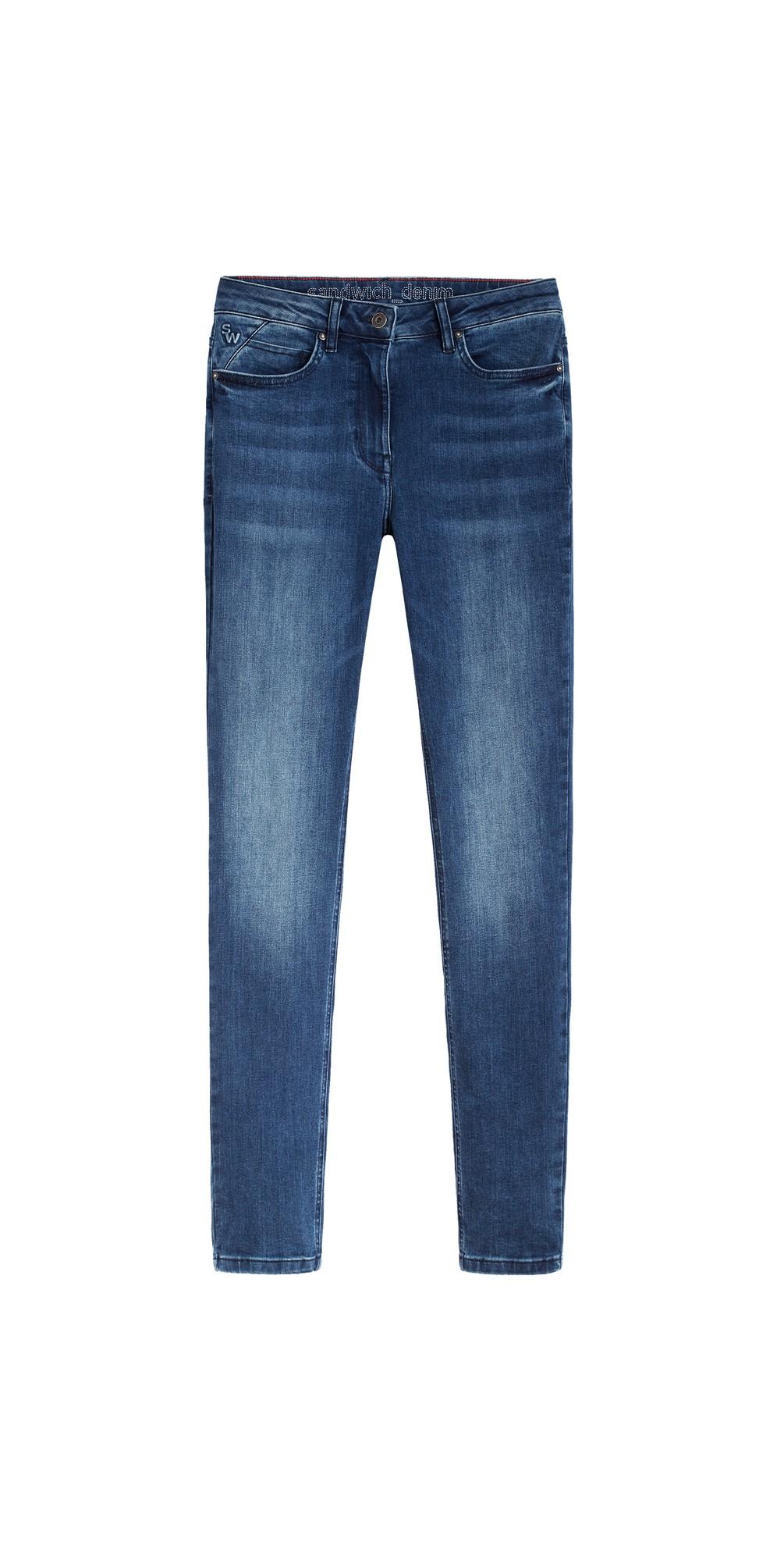 Mid Denim Slim Fit Jean  main image