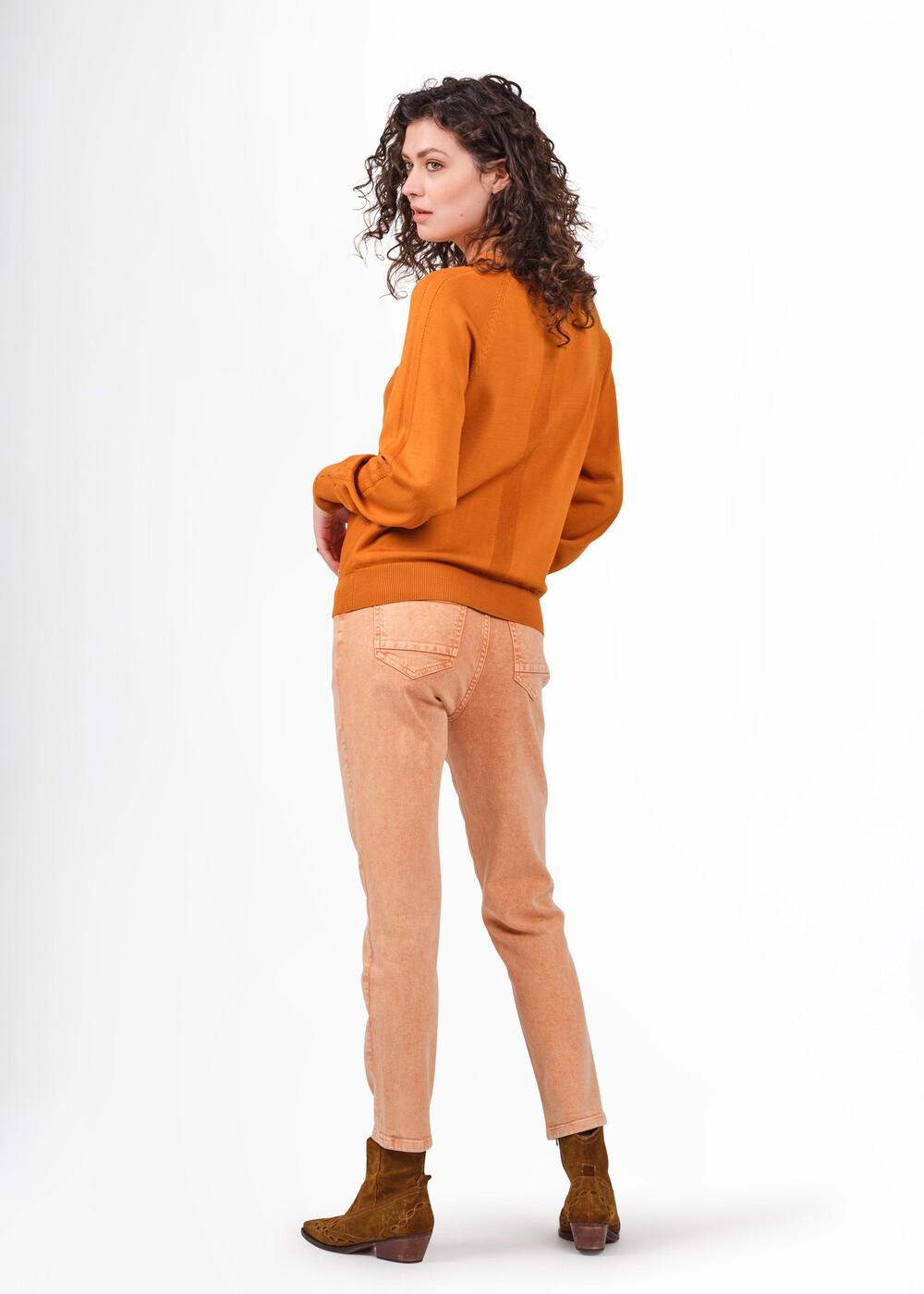 Skinny HIgh Waist Coloured Jeans  main image
