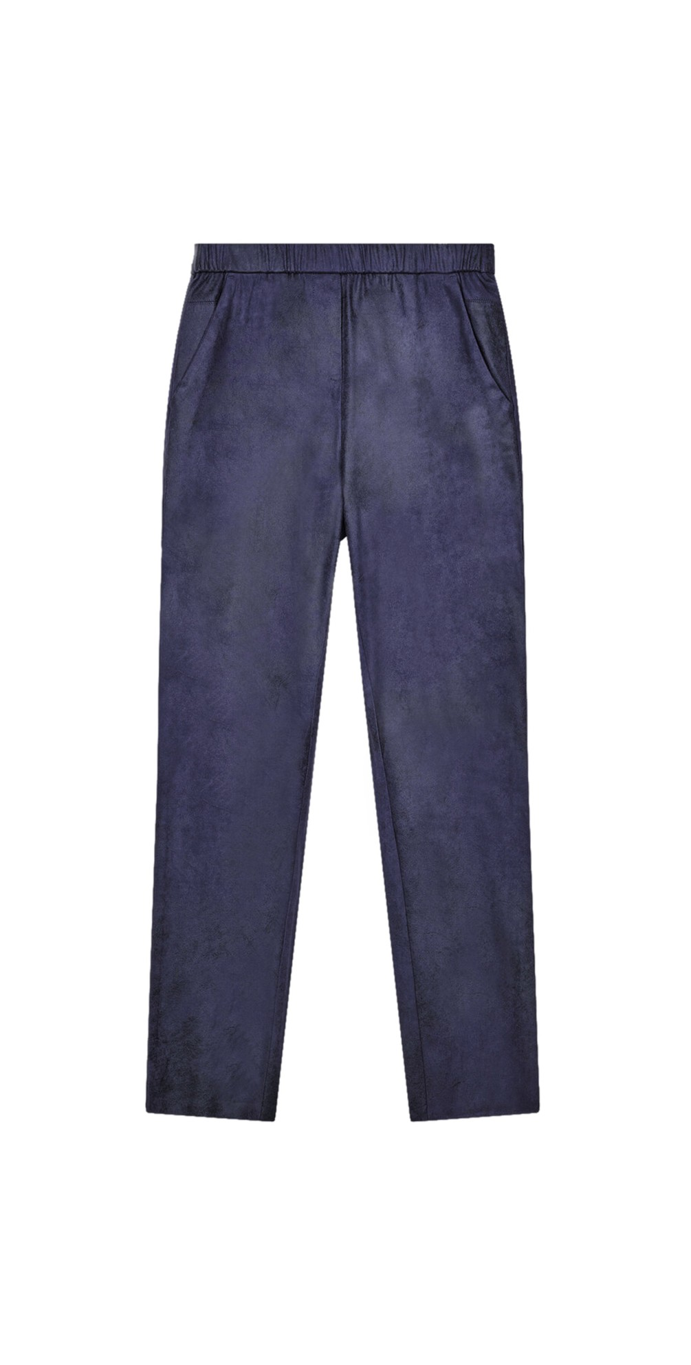 Faux Suede Pull On Trouser  main image