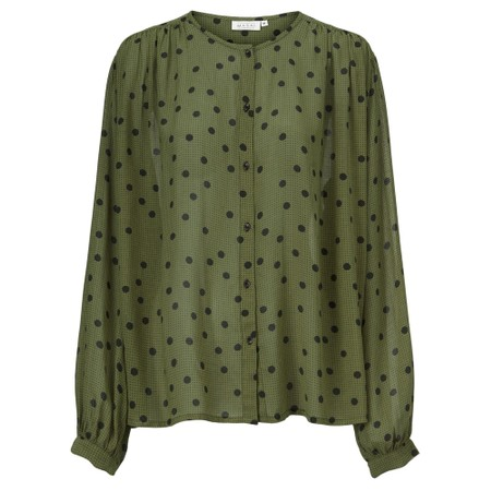 Masai Clothing Iruska Top - Green