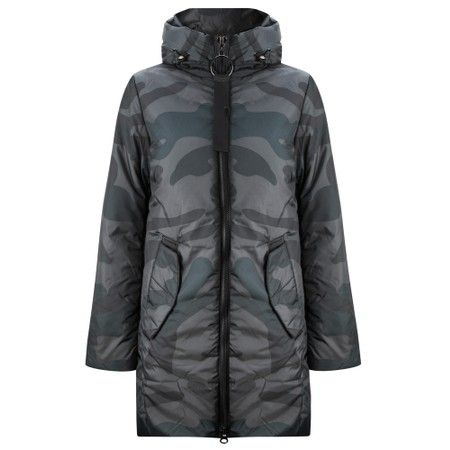 RINO AND PELLE Jarlyn Hooded Padded Coat - Green