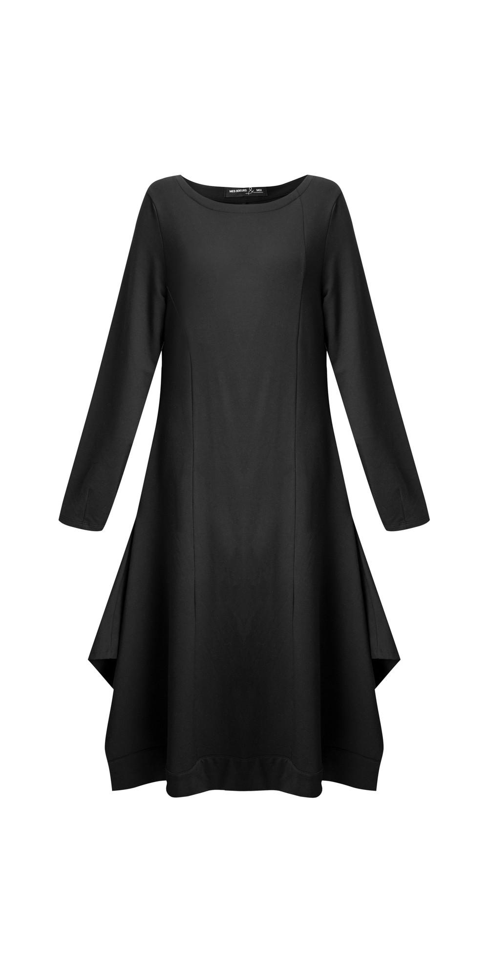 Panthere Molleton Dress main image