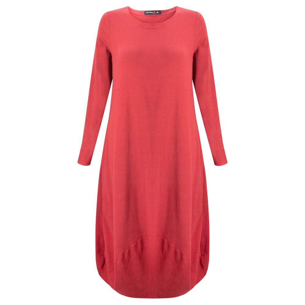 Mes Soeurs et Moi Faucon Comfort Dress Rubicond