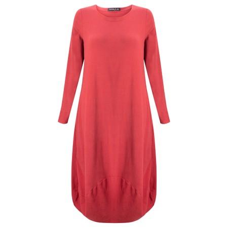 Mes Soeurs et Moi Faucon Comfort Dress - Red
