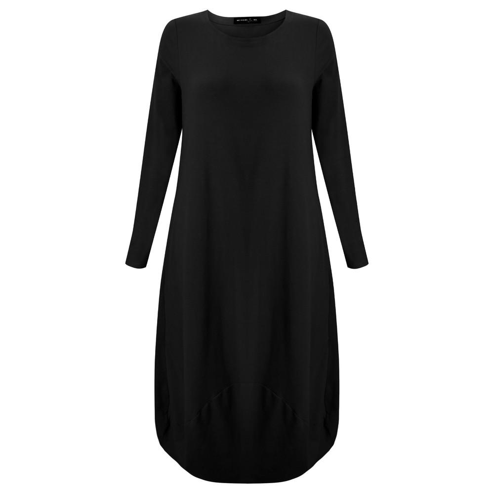 Mes Soeurs et Moi Faucon Comfort Dress Black