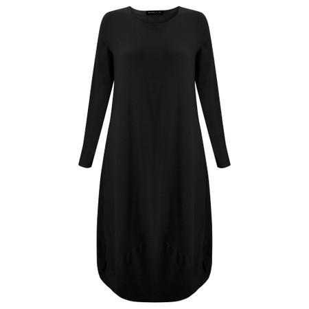 Mes Soeurs et Moi Faucon Comfort Dress - Black