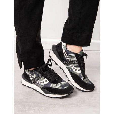 Ash Spider Stud Trainer Shoe - Multicoloured