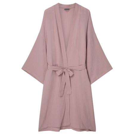 Chalk Kim Kimono - Pink