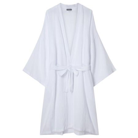 Chalk Kim Kimono - White