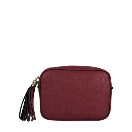 Gemini Label Bags Connie Cross Body Bag - Red