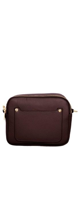 Gemini Label Bags Carrie Cross Body bag Bordeaux