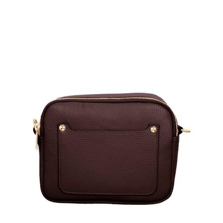 Gemini Label Bags Carrie Cross Body bag - Purple