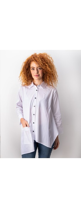 Foil Make A Statement Shirt White