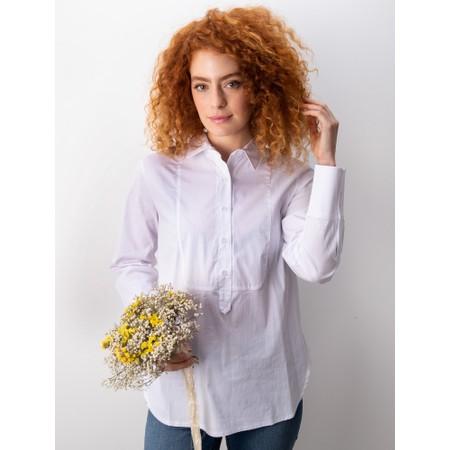 Foil Tux Delight Shirt - White