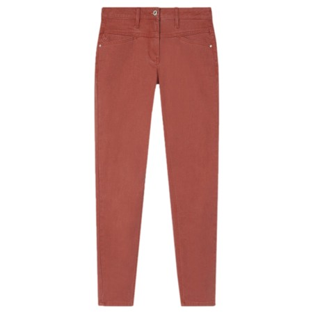 Sandwich Clothing Pants Jersey Long - Red
