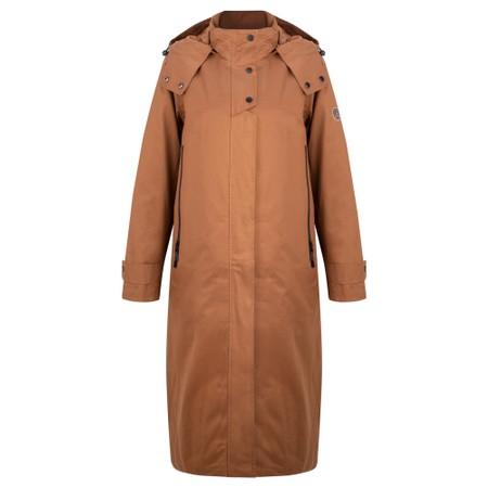Frandsen Alexa Long Waterproof Coat - Orange